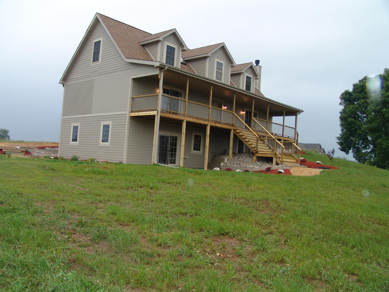 modularny dom
