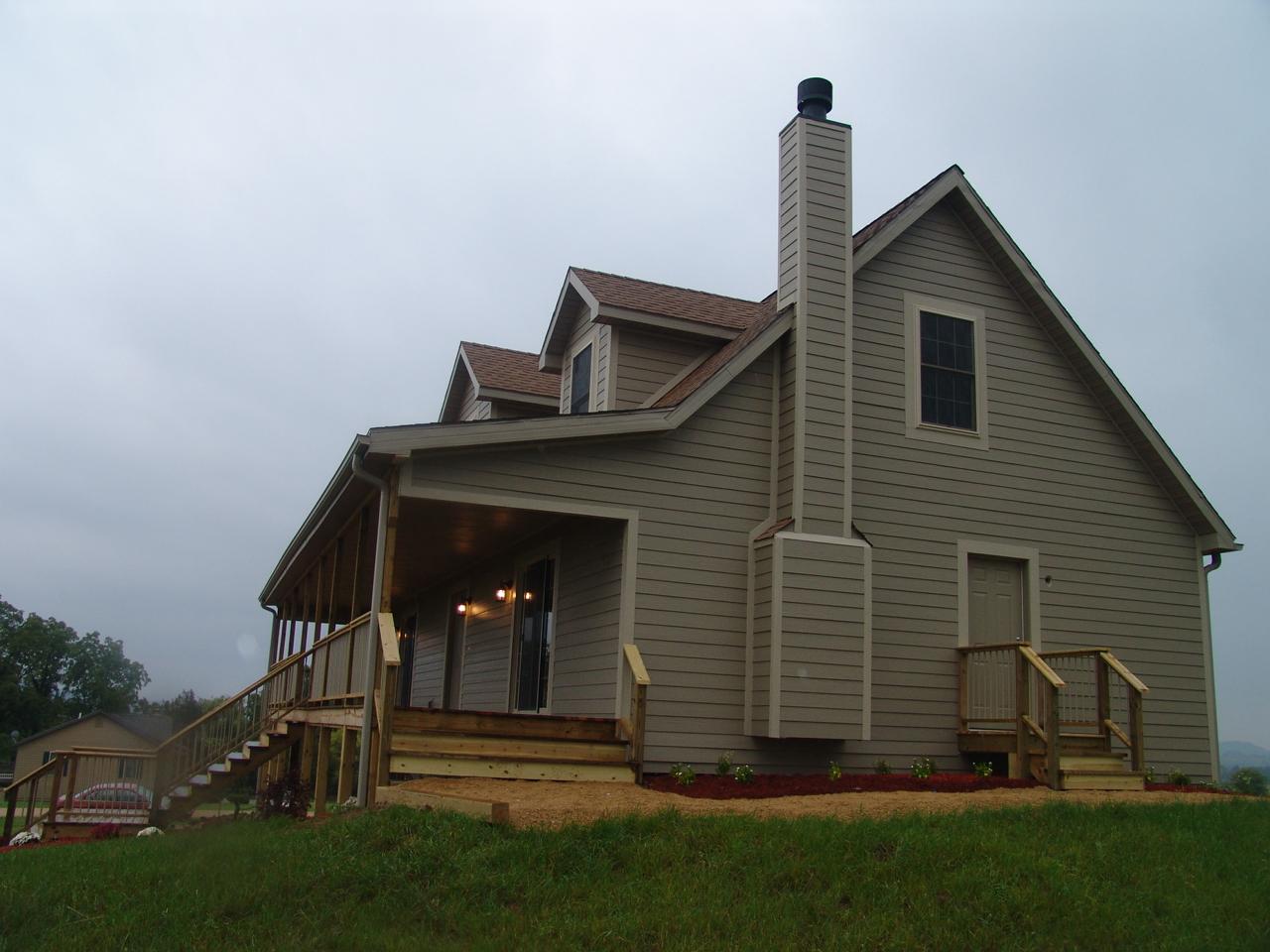 domy modularne